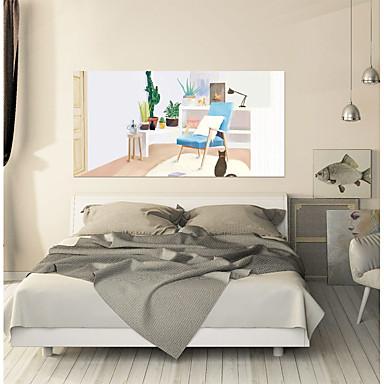 Autocolante de Perete Decorative / Etichete pentru autovehicule - Autocolante perete plane / 3D Acțibilduri de Perete Abstract / Peisaj