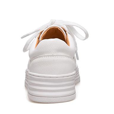 Talon Femme Basket Confort Printemps Nappa Noir Chaussures Cuir Beige Plat Blanc 06833044 UOrWnYU