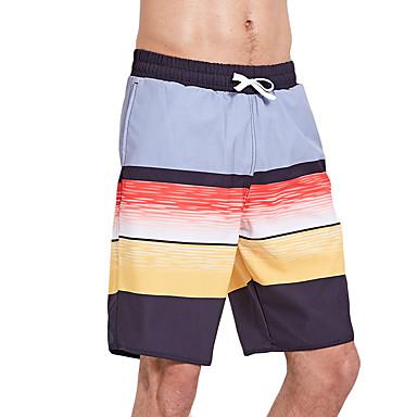 cfb73d12f SBART Homens Shorts de Natação Calção Justo de Natação Elastano Bermuda de  Surf Prova-de