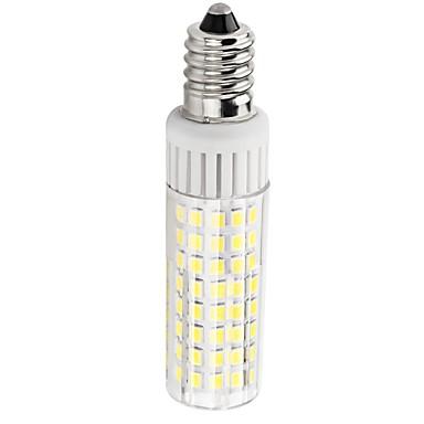 billige Elpærer-1pc 7.5 W LED-kornpærer 937 lm E14 T 100 LED perler SMD 2835 Varm hvit Kjølig hvit 85-265 V