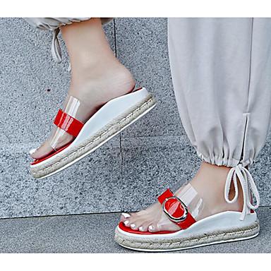 des chaussures en cuir nappa confort estival pantoufles et et et tongs croûton blanc / noir / rouge bfa7de