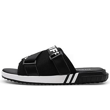 Sandales Noir Rouge Blanc Confort Or Eté 06792352 Talon Plat Femme Chaussures Tissu élastique xUPwRXvR