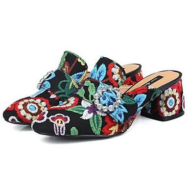 Confort Talon Bottier Matière Chaussures Eté Violet Sandales 06833096 Noir Femme synthétique If6qYw