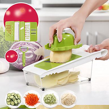 Oțel inoxidabil + ABS clasă A Peeler & Razatoare Multifuncțional Bucătărie Gadget creativ Instrumente pentru ustensile de bucătărie Utilizare Zilnică Pentru ustensile de gătit 1 buc
