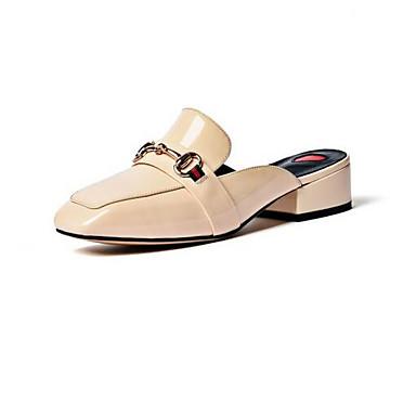 Nappa Cuir Chaussures Sandales Femme Beige Eté Bas Noir Confort Talon 06776446 4xpwq