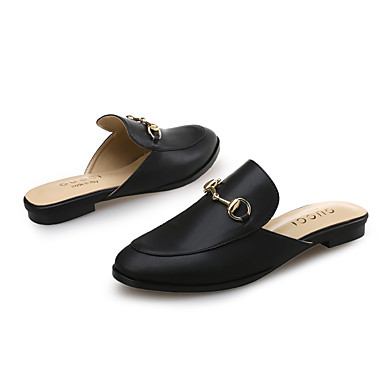 Microfibre Sabot amp; Plat Talon 06837202 hiver Confort Noir Automne Femme Mules Chaussures g5wqHgf
