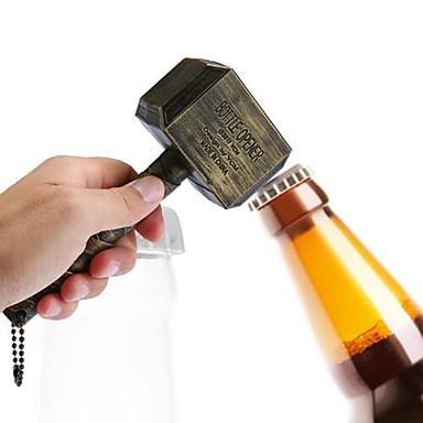 ouvre bouteille plastique m tal du vin accessoires haute qualit cr atif pour barware. Black Bedroom Furniture Sets. Home Design Ideas