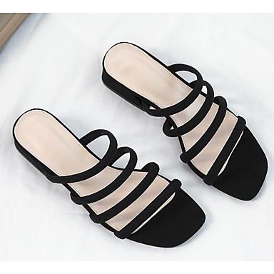 Sandales 06780498 Femme Kaki Talon Bottier Noir Confort Matière synthétique Chaussures Eté rqxwp4Xqv