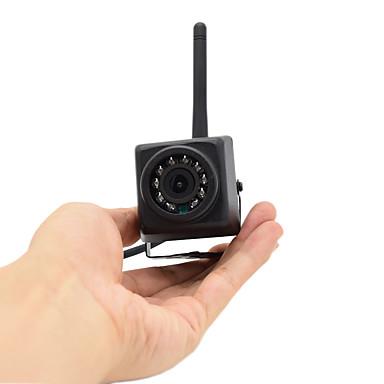 Χαμηλού Κόστους Ηλεκτρονικά είδη καταναλωτή-hqcam 1080p αδιάβροχο ip66 hd μίνι wifi ip κάμερα ανίχνευση κίνησης νυχτερινή όραση tf κάρτα υποστήριξη android iphone p2p 2mp