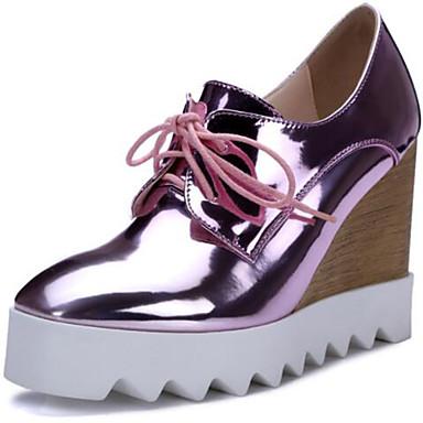 Chaussures Et Printemps Les Wedge De Confort Oxfords qfwxw7d4C