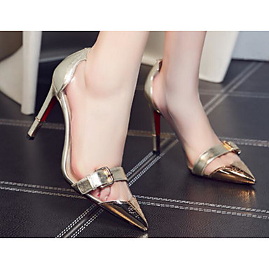 06781784 Rouge Or Chaussures Talon Confort Eté Cuir à Noir Nappa FFxr6wRq