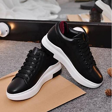 Eté Chaussures Noir Printemps 06835448 fermé Confort Cuir Talon Nappa Basket Bout Femme Plat wUCdqIq