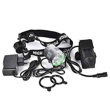 Prednje svjetlo za bicikl / Svjetlo za bicikle LED Svjetla za bicikle LED Biciklizam Profesionalna, Anti-Shock, Jednostavno za nošenje punjiva baterija 8000 lm Prirodno bijelo Kampiranje