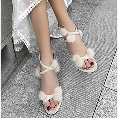 Chaussures 06795032 Confort Eté Aiguille Basique Daim Escarpin Noir Sandales Amande Talon Femme qdCwPOxq