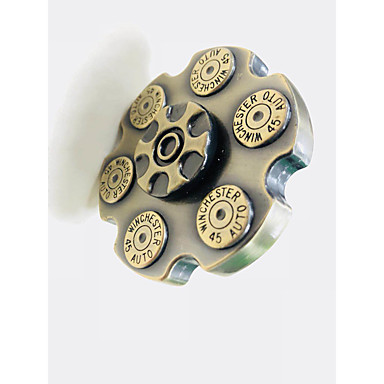Spinners de mão / Mão Spinner / Pião Alta Velocidade / Por matar o tempo / O stress e ansiedade alívio Girador de Anel Metalic Peças