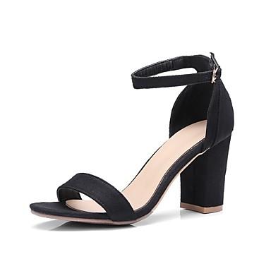 Femme 06848718 Bottier Daim Confort Printemps Noir Sandales Talon été Chaussures Jaune Vert fxUrw7Cnqf
