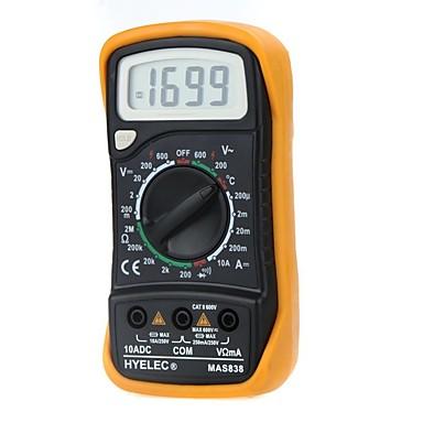 voordelige Test-, meet- & inspectieapparatuur-1 pcs Kunststoffen Digitale multimeter Meten / Pro