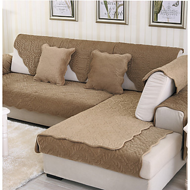 Sofa Cushion Classic Quilted Polyester Slipcovers