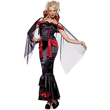 Vampire Uniforms Dress Cosplay Costume Party Costume Masquerade Costume  Adults  Highschool Women s Cosplay Halloween Christmas Halloween Carnival  Festival ... 1872df5e1