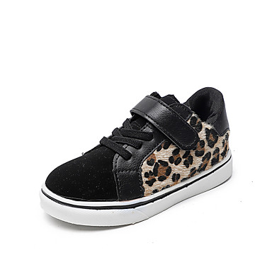 Gar on fille chaussures polyur thane printemps automne - Magique basket ...