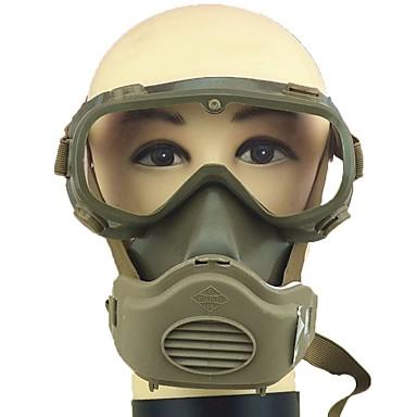 1pcs Plástico Máscara de gás e óculos de proteção Segurança e equipamento  de proteção   Proteção a8d71a09ad