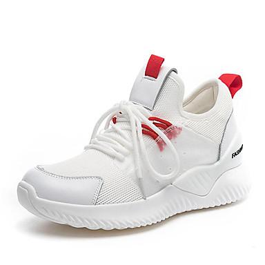 Confort Sportif Femme De Été Chaussures Printemps Tricot qExBxRwH