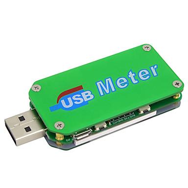 povoljno Električni instrumenti-um24c usb 2.0 u boji zaslon tester napon strujni mjerač voltmetar amperimetro napunjenost baterije mjerač kabela s Bluetoothom