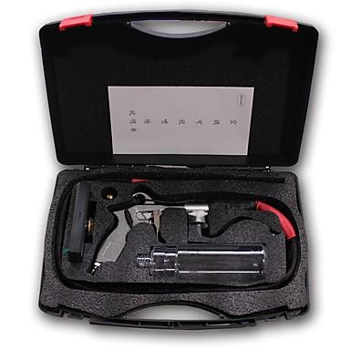 voordelige Microscopen & Endoscopen-nieuwe 4.3-inch display auto airconditioning visuele reiniging pistool verdamping doos industriële endoscoop pijp 300.000 pixels