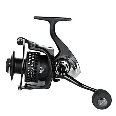 cheap Fishing Reels-Fishing Reel Spinning Reel 5.2:1 Gear Ratio+13 Ball Bearings Hand Orientation Exchangable Sea Fishing / Bait Casting / Ice Fishing / Jigging Fishing / Freshwater Fishing / Carp Fishing / Bass Fishing