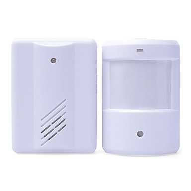 0155 Wireless One to One Doorbell Music / Ding dong IR