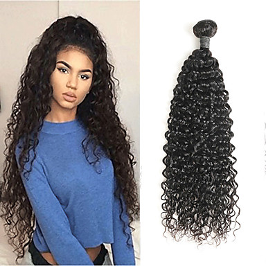 1 Bundle Malaysian Hair Water Wave 10A Remy Human Hair Human Hair Extensions  8-28 inch Natural Human Hair Weaves Best Quality New Arrival Hot Sale Human  ... cdbf621a9e