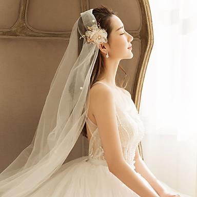 Legura Ukosnica s Cvijet 1 komad Vjenčanje / Special Occasion Glava