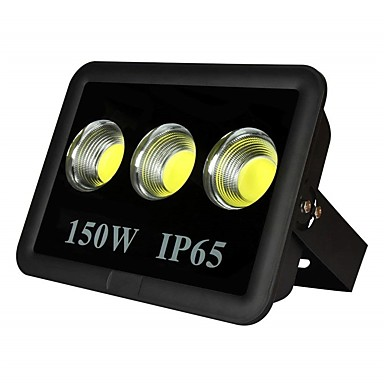 povoljno Vanjska rasvjeta-1pc 150 W LED reflektori Vodootporno / Ukrasno Toplo bijelo / Hladno bijelo 85-265 V Vanjska rasvjeta / Dvorište / Vrt 3 LED zrnca