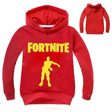 Inspiriert von Cosplay Cosplay Video Spiel Cosplay Kostüme Cosplay Hoodies Cartoon Design Langarm Top Halloween Kostüme