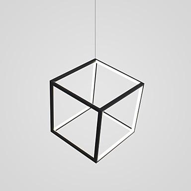 CONTRACTED LED Geometrijski / Noviteti Lusteri Ambient Light Slikano završi Aluminij Prilagodljiv, New Design 110-120V / 220-240V Meleg fehér / Hladno bijela
