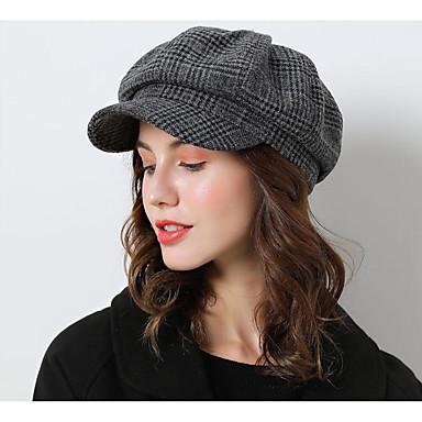 abordables Coiffes-Coton Chapeaux avec Bonnet 1 Pièce Décontracté / Usage quotidien Casque