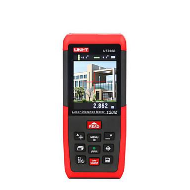 voordelige Waterpasinstrumenten-UNI-T UT396B 0.05M~120M Laserafstandsmeter Automatische Uitschakeling / Handheld / USB-uitgang voor slimme thuismeting / voor technische metingen / voor bouwconstructies