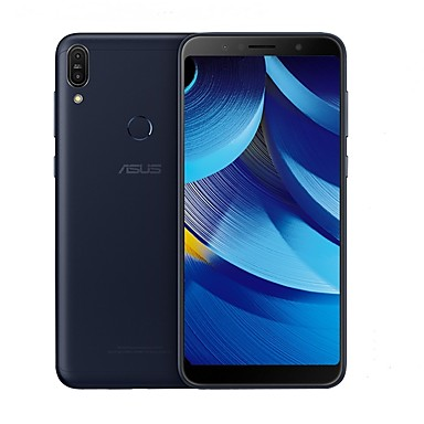 "cheap Special Deals-ASUS Zenfone Max Pro Global Version 6 inch "" 4G Smartphone (6GB + 64GB 5 mp / 16 mp Snapdragon 636 5000 mAh mAh) / 6.0 / Dual Camera"