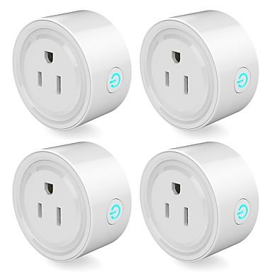 Fiducioso Waza Smart Plug Waza Sp12 Per Quotidiano Controllo App - Stile Mini - Controllo Wifi Wi-fi 110 V #07004532