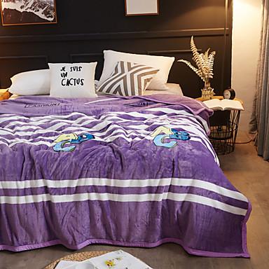 Seng tæpper, slogan Polyester / Polyamid Saucen jævnes dyner
