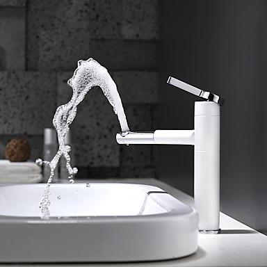 Kupaonica Sudoper pipa - Okretljive slavine / New Design Slikano završi Munkalapra szerelhető Jedan Ručka jedna rupaBath Taps