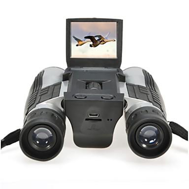 Inteligente Zoom Fs608 Digital Binocular Telescope Camera 5mp Sensore Cmos 2.0 '' Tft Full Hd 1080 P Dvr Foto Registrazione Video Usb Binocolo #07000205 E La Digestione Aiuta