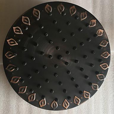 Suvremena Tuš s kišnim mlazom Electroplated svojstvo - New Design, Tuš Head