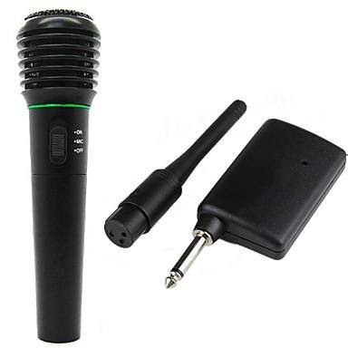 billige Mikrofoner-KEBTYVOR MK308 PC / Med ledning mikrofon Mikrofon dynamisk Mikrofon håndholdt Mikrofon Til Computer Mikrofon / Karaoke Mikrofon