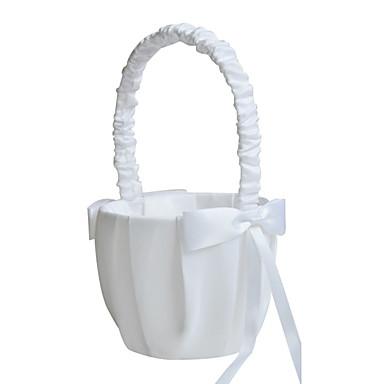 Flower Basket Saten 4 1/3