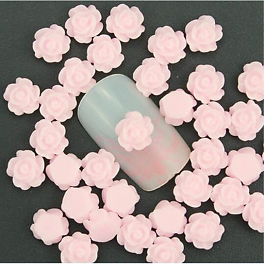 50 pcs Nail Jewelry Multi Function   Best Quality Flower nail art Manicure  Pedicure Daily Sweet   Fashion 05e39c4877bb