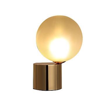 stol svjetlo staklo lampshade stol svjetlo metalni stol svjetiljka za unutarnje 60w