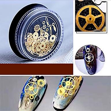 1 pcs Multi Function Eko-friendly materijal Nakit za nokte Za Kreativan nail art Manikura Pedikura Dnevno Moda