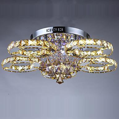 Lampy sufitowe Downlight Inne Metal Kryształ, LED 110-120V / 220-240V Żółty / Biały