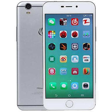 "tanie Telefony i tablety-Homecare AICALL V8 5.5 in "" Smartfon 4G ( 4GB + 128GB 16 mp Qualcomm Snapdragon 652 3400 mAh mAh )"
